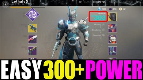 destiny 2 max light level destiny 2 fastest way to get 350 power level best