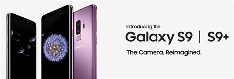 samsung galaxy s9 and s9 the reimagined rogers