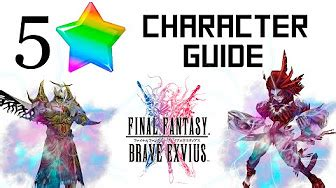 warrior of light ffbe ffbe warrior of light pros and cons is he worth it