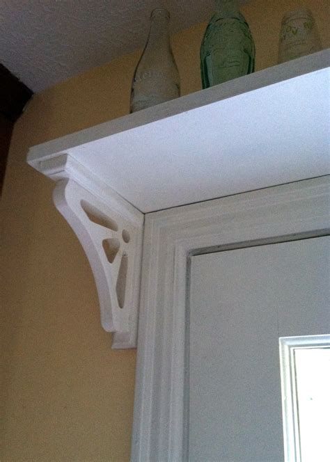 Shelf Above Window by Finding A Spot For Things Small But Valuable
