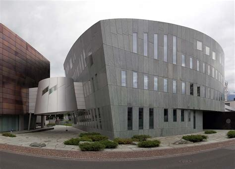 vaduz bank architekturreise nach liechtenstein
