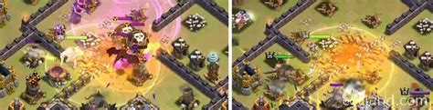 golaloon attack strategy clash of clans land inverse golaloon strategy clash of clans land