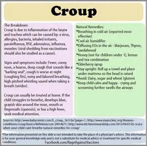 croup treatment at home croup remedies vaccines croup