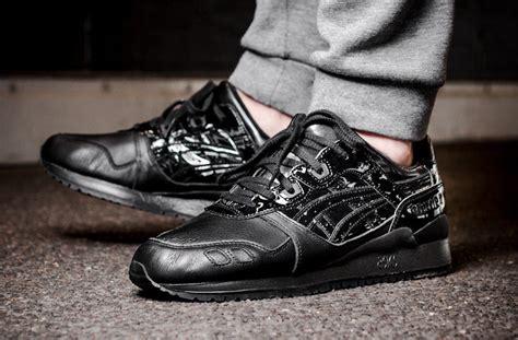 Asics Gel Lyte Iii Set Match Pack asics gel lyte iii patent pack sneakers cartel
