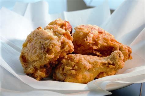 fried chicken or southern fried chicken