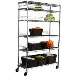 costco garage shelving i picked up several of these silver metal wire shelving units with wheels from costco for the