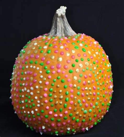 glow in the paint on pumpkins pumpkin carving ideas creative and amazing pumpkins