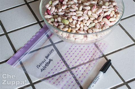 come cucinare fagioli freschi come cuocere i fagioli freschi e come conservarli le
