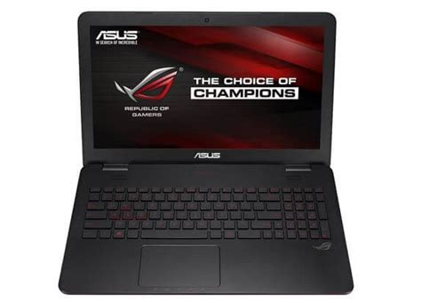 Asus Rog Gl551 Series Gl551jw Ds71 Gaming Laptop Review asus gl551jw laptop review laptop verge