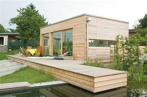holz bungalow fertigteilhaus bungalow holz loopele