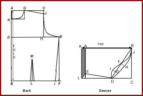 blouse cutting method vani s blog 1 method of stitching sari blouse