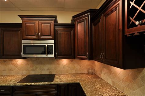Walnut Kitchen Cabinets by Walnut Kitchen Cabinets Showing Corner Cabinet Bump And
