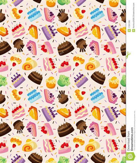 seamless pattern cake seamless cake pattern royalty free stock photo image