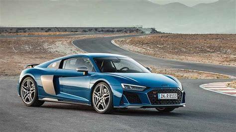 Audi R8 V10 2020 by Audi Prices 2020 Tt Rs R8 V10 And R8 V10 Decennium