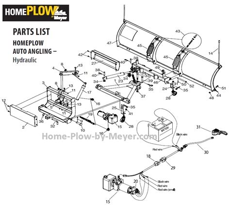 wiring diagram for snow plow lights k