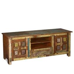 real wood tv stands solid wood handcrafted rustic tv stand media console