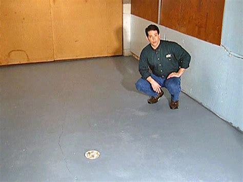 paint  garage floor  tos diy