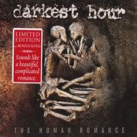 darkest hour limited release buy darkest hour the human romance limited edition mp3