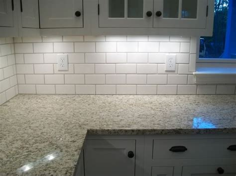 lowes kitchen backsplash tile lowes white subway with mobe pearl grout bonus room