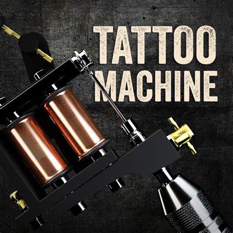 tattoo machine mp3 3d model tattoo machine