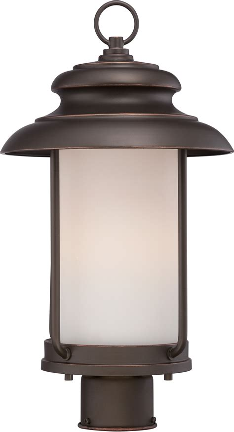 Nuvo Lighting 62 634 Bethany Led Outdoor Post With Nuvo Lighting Fixtures