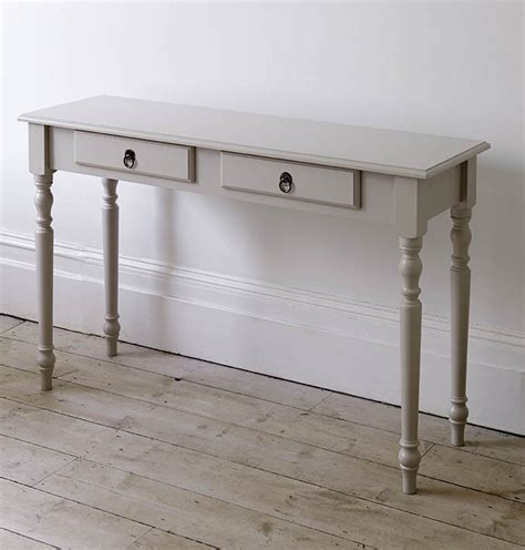 Thin Hallway Table Console Tables Narrow Halls Images