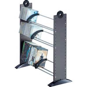 Unique Bookshelves 18 modern and stylish cd dvd rack and holder designs