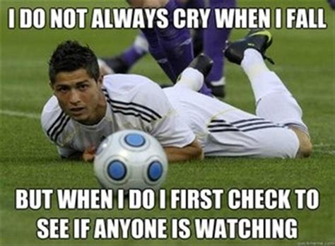 Soccer Player Meme - 17 best images about funny soccer pics on pinterest