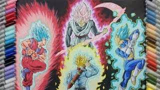 Copic Pm Pad White A4 By Dreamshop drawing goku black prints of aglot tolgart speed wealthy