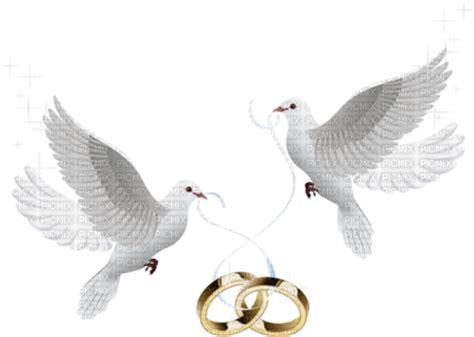 doves wedding rings deco, doves wedding picmix