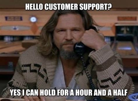 Meme Tech Support - customer support funny jpg