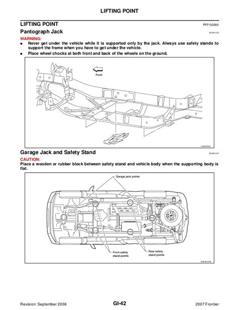 car engine manuals 2007 nissan pathfinder seat position control 2007 nissan frontier engine diagram wiring diagram for free
