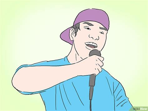 freestyle rap testi come fare freestyle rap 14 passaggi illustrato