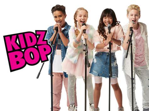 Kidz At by Kidz Bop Live Concert Tickets June 9 10 At Sesame Place
