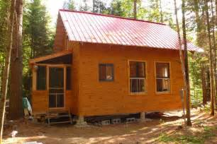 Tiny Cabins Small Cabin In The Woods Living The Simple Life Off The Grid