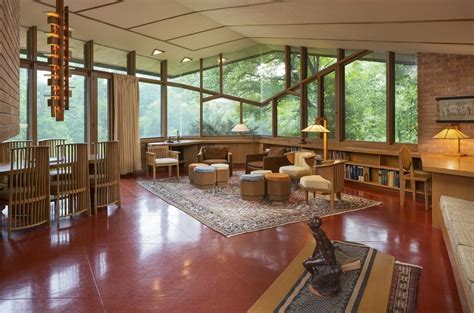 frank lloyd wright home interiors 9 best frank lloyd wright homes for sale in 2016 curbed