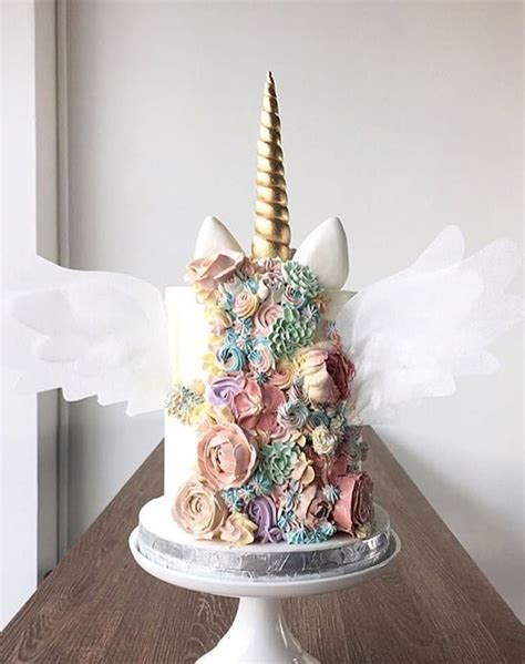 More Whimsical Cakes To Impress by Unicorn Cakes Do Exist And They Re Downright Whimsical And