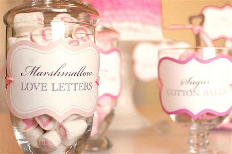 how to make labels for buffet jars how to create a s day buffet my of