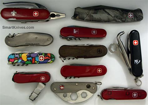 wenger knives smartknives swiss army knives and leatherman tools