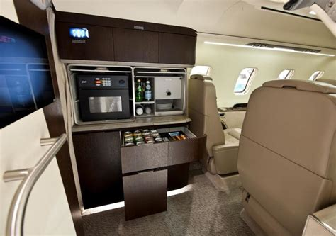 the galley price photos learjet 75