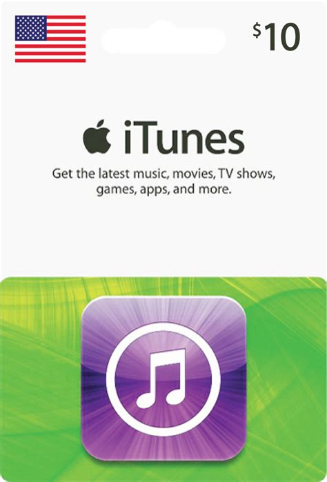 Itunes Gift Card 10 - 10 usd itunes gift card us original redeem discount