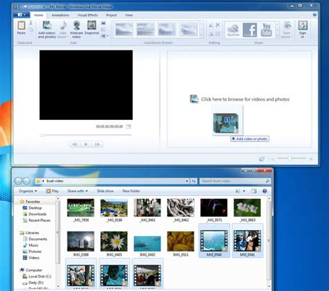 membuat video animasi dengan movie maker membuat video dengan mudah dengan windows movie maker