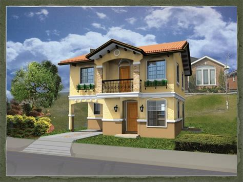 tiny home layout ideas simple house designs philippines small house design