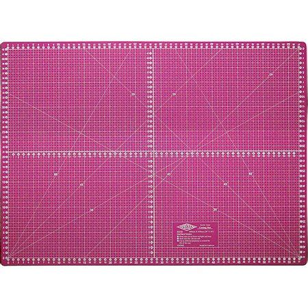 rotry cutting mat sided rotary cutting mat 22 quot x 16 quot walmart