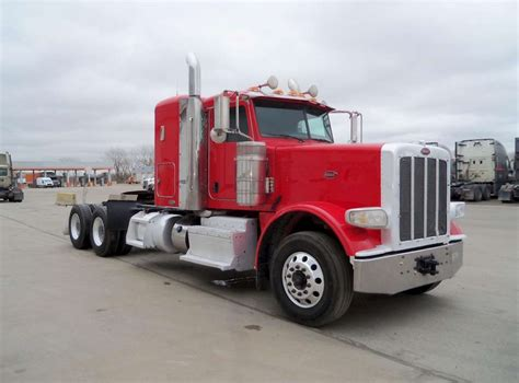 Peterbilt Sleeper by 2011 Peterbilt 388 Sleeper Truck For Sale 269 712