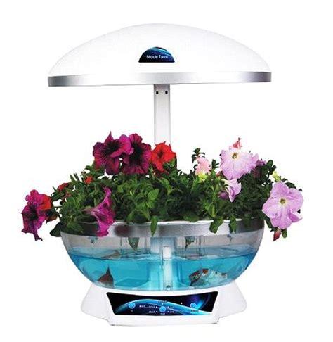 new home design products mini electronic smart hydroponics flower garden flowerpot l diy water flower