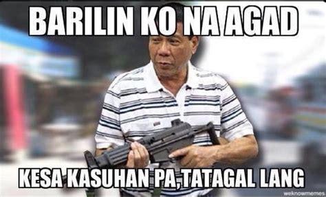 Duterte Memes - duterte v kmu