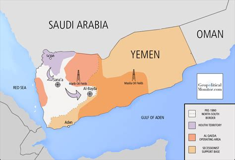 yemen  worlds newest failed state geopolitical monitor