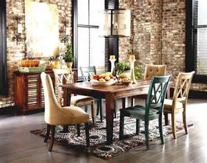 traditional dining room design ideas presenting natural