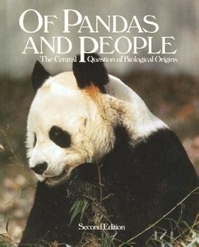 of pandas and people wikipedia